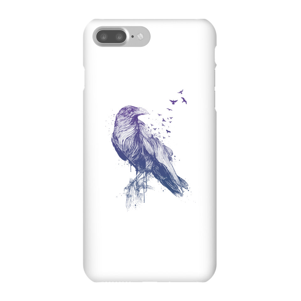 Balazs Solti Birds Flying Phone Case for iPhone and Android - iPhone 7 Plus - Snap Case - Gloss von Balazs Solti