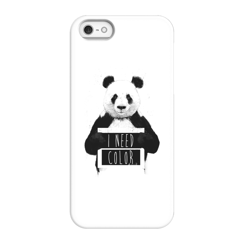 Balazs Solti I Need Color Phone Case for iPhone and Android - iPhone 5/5s - Snap Case - Matte von Balazs Solti