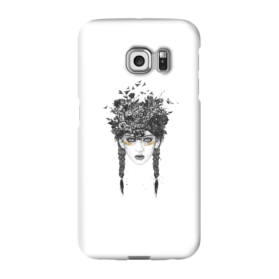 Balazs Solti Native Girl Phone Case for iPhone and Android - Samsung S6 Edge Plus - Snap Case - Gloss von Balazs Solti