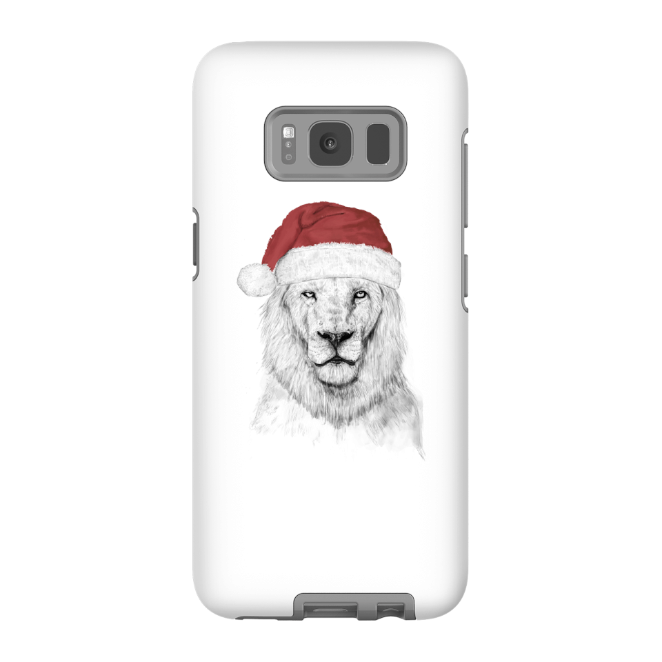 Balazs Solti Santa Bear Phone Case for iPhone and Android - Samsung S8 - Tough Case - Gloss von Balazs Solti