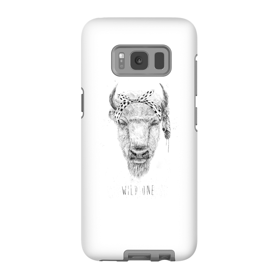 Balazs Solti Wild One Phone Case for iPhone and Android - Samsung S8 - Tough Case - Gloss von Balazs Solti