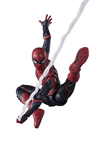 Bandai S.H.Figuarts Spider-Man Upgrade Suit (Spider-Man: Far from Home) von Bandai Hobby