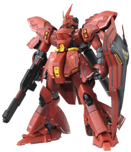 Bandai Hobby MG Sazabi Version KA Model Kit (1/100) von Bandai Hobby