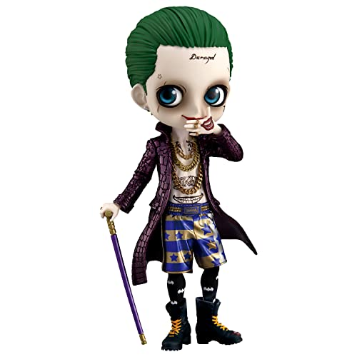 DC Comics Characters Q Posket Suicide Squad Joker Normal Color Ver. von Banpresto