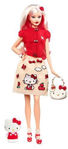 Barbie DWF58 Signature Hello Kitty Puppe von Barbie
