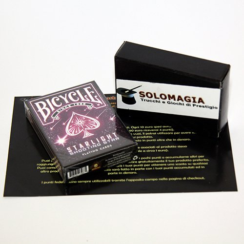 Bicycle Starlight Shooting Star Playing Card - Bicycle Kartenspiel - Zaubertricks und Magie von Bicycle