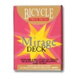 Mirage Deck Rot (Bicycle) - Zaubertrick von Bicycle