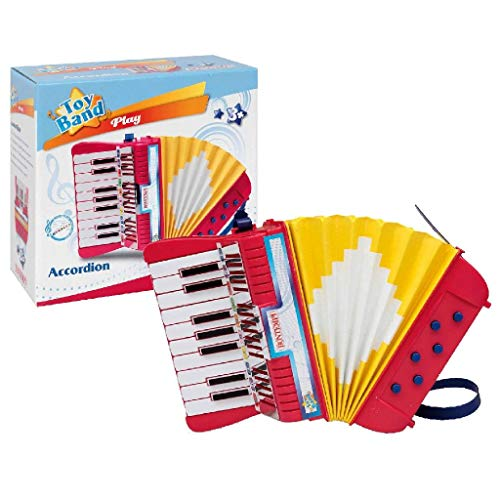 Bontempi nbsp;– 331780 – Kinder-Akkordeon von Bontempi