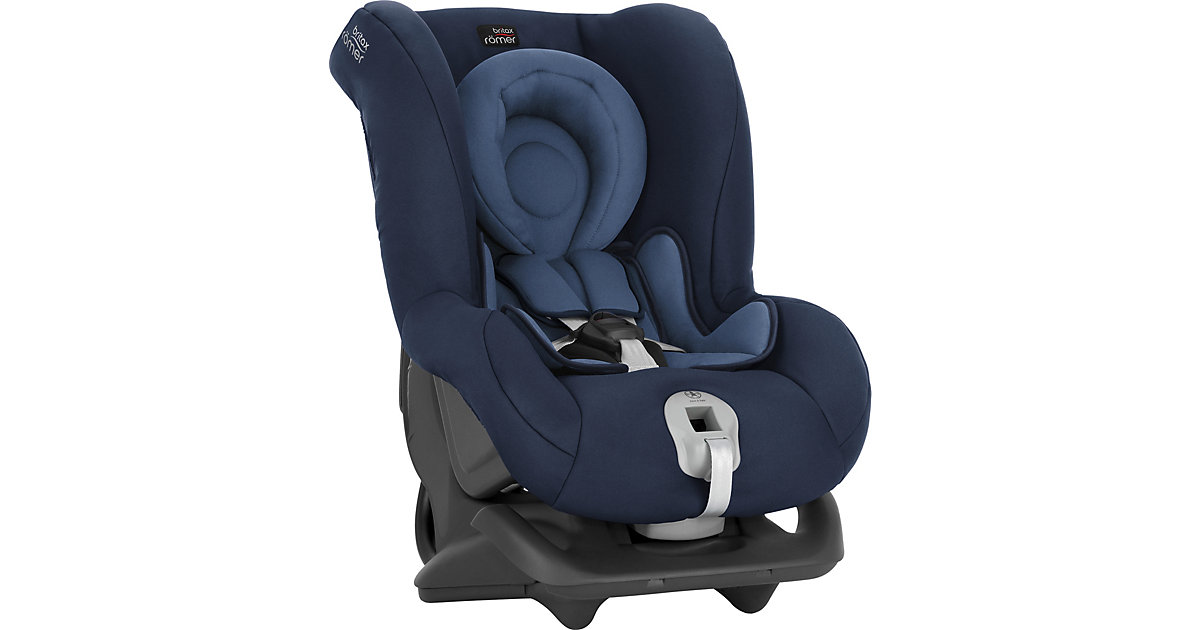 Auto-Kindersitz First Class Plus, Moonlight Blue blau Gr. 0-18 kg von Britax Römer