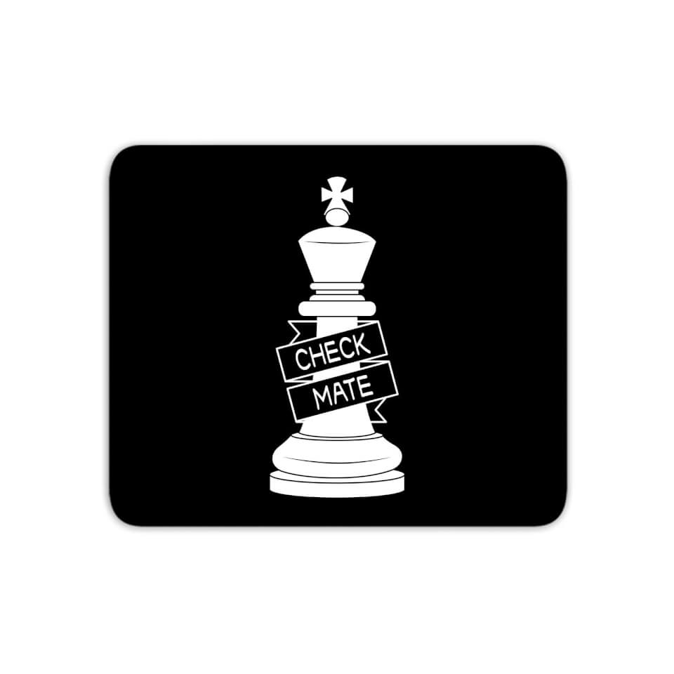 King Chess Piece Mouse Mat von By IWOOT