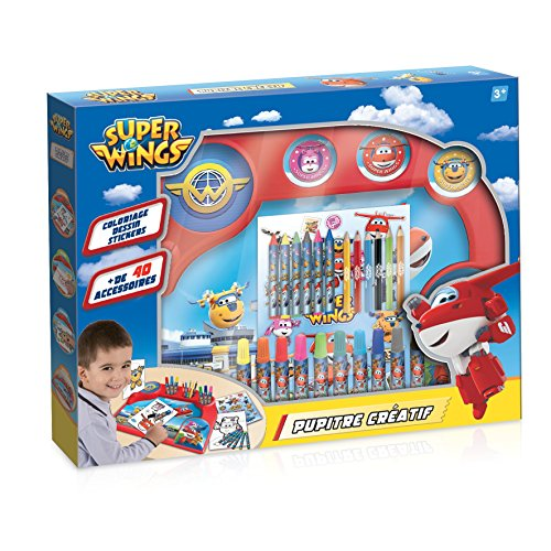 Canal Toys – ct13502 – Notenständer Kreative Super Wings von Canal Toys