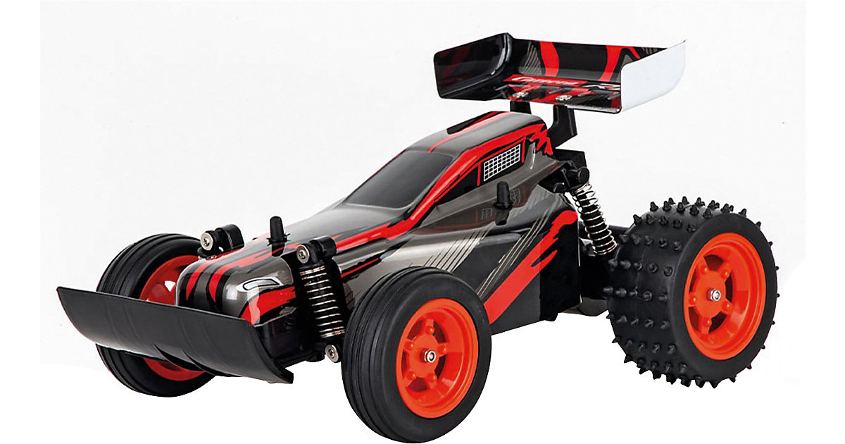 2,4GHz RC Race Buggy, red rot von Carrera