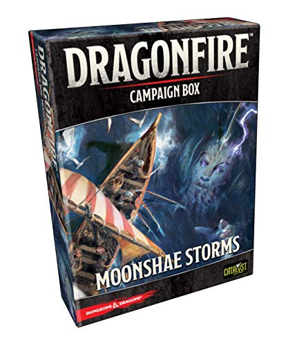 Catalyst Game Labs CAT16301 - Dragonfire: Moonshae Storms von Catalyst Game Labs
