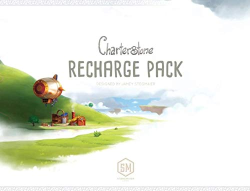 Charterstone Recharge Pack - English von Stonemaier Games