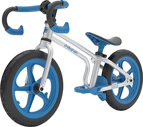 Chillafish Fixie Balance Bike Blue von Chillafish