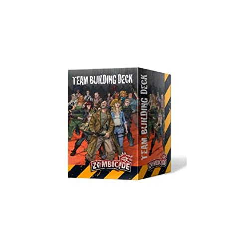 Cool Mini Or Not GUG0057 - Zombicide Season 3 Teambau-Deck - Englisch von Cool Mini or Not