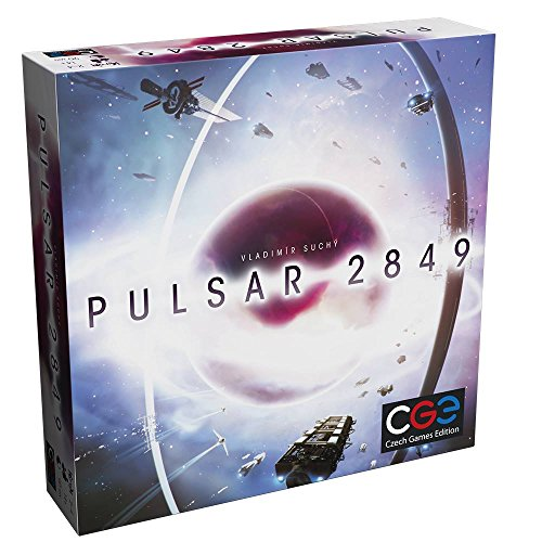 Czech Games Edition CGE00042 - Pulsar 2849 von Czech Games Edition