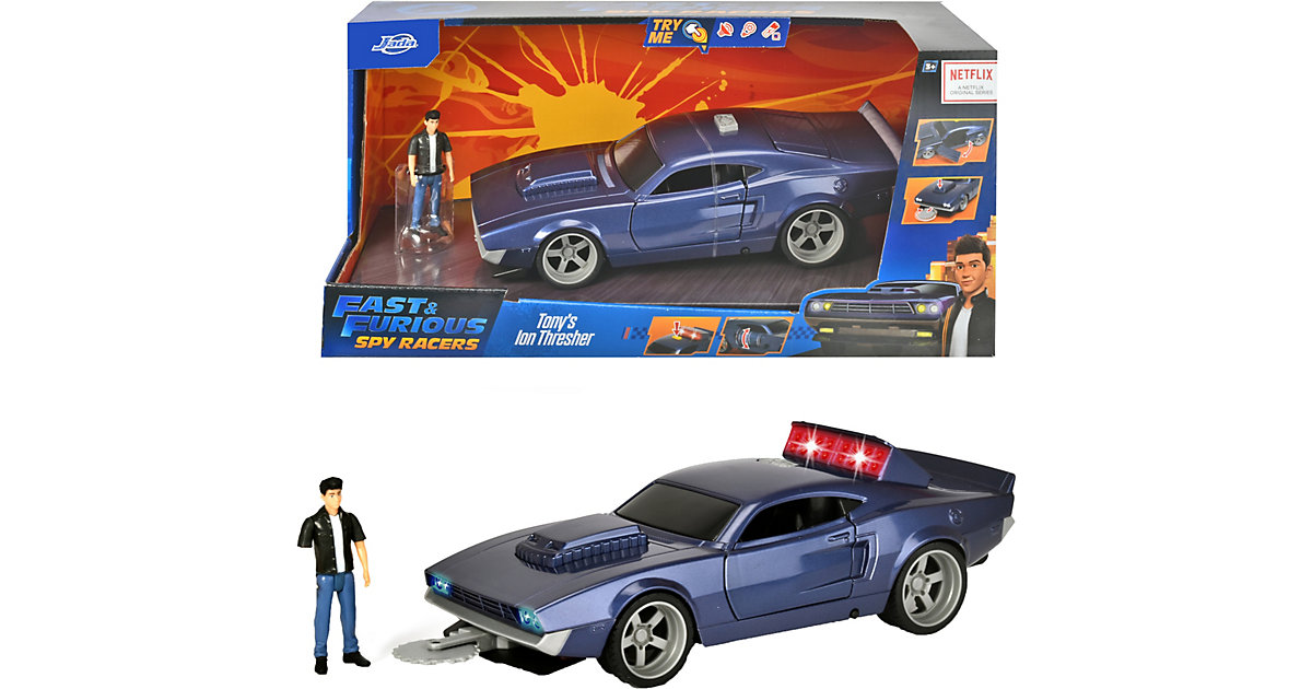 Fast & Furious Spy Racers Feature Ion Tresher 1:16 von Dickie Toys