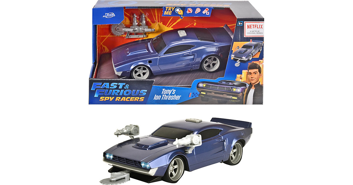 Fast & Furious Spy Racers Ion Thresher 1:24 von Dickie Toys