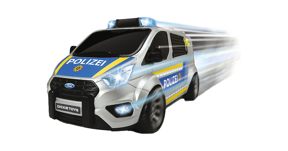 Ford Transit Police von Dickie Toys