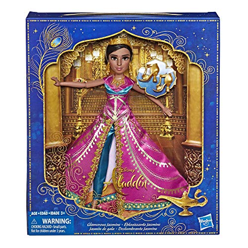 Disney Princess E5445EU4 DPR ALAD Deluxe FD, Multicolour von Disney Princess
