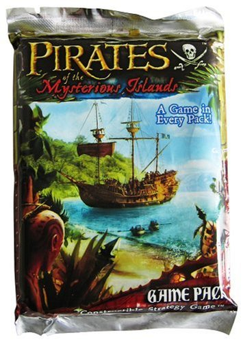 Topps Europe Pirates of the Mysterious Islands englisch von Diverse