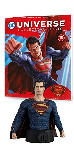 Eaglemoss DC Universe Busts Collection Collection Nº 15 Superman (Henry Cavill) von Eaglemoss
