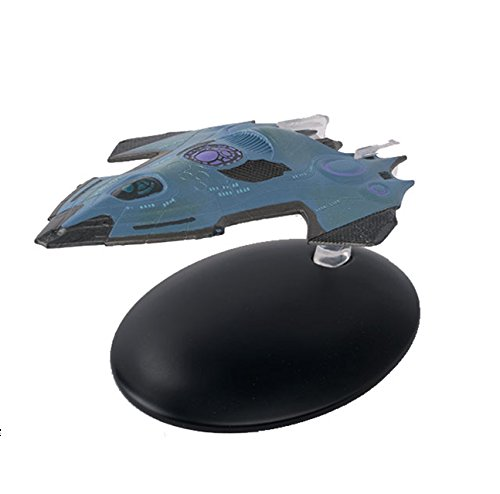 Sammlung von Raumschiffen Star Trek Starships Collection Nº 59 USS Relativity NCV-474439-G von Eaglemoss