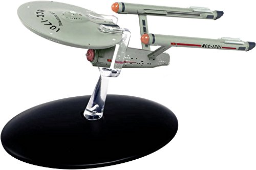 Star Trek Diecast Modell Starships Collection (1701-TOS) von Eaglemoss