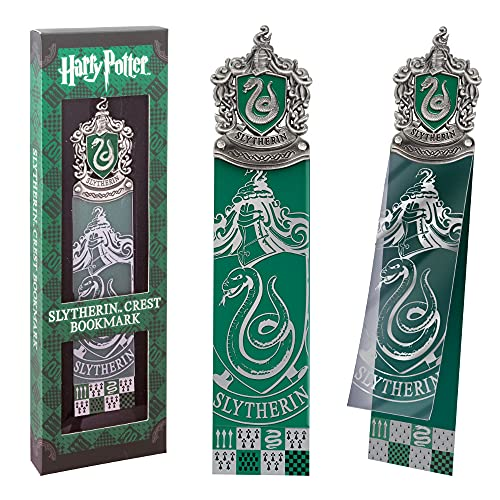 Noble Collection NN8716 Harry Potter-Lesezeichen Serpeverde von Noble Collection