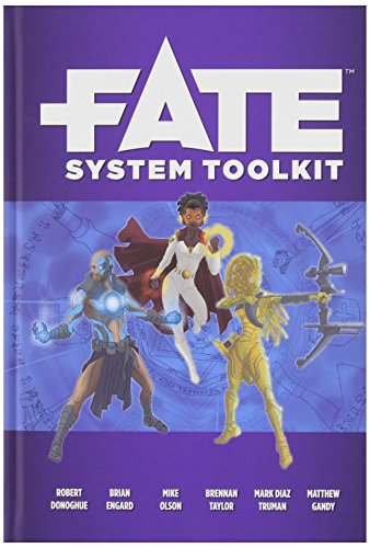 Fate: System Toolkit von Evil Hat Productions