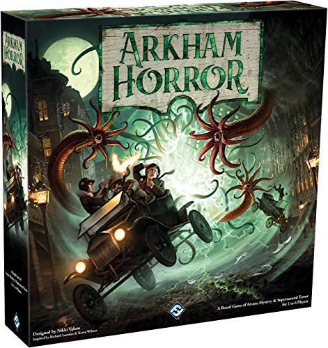 Fantasy Flight Games FFGAHB01 Arkham Horror Third Edition von Fantasy Flight Games