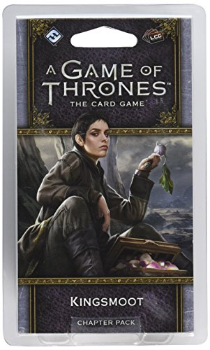 Kingsmoot Chapter Pack: AGOT LCG 2nd Edition - English von Fantasy Flight Games