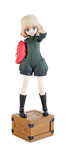 Fryu Girls & Panzer final chapter Panzer Four! Special figure Katyusha Japan import von Furyu