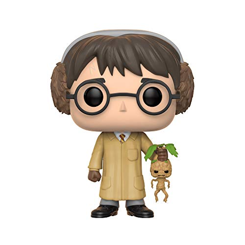 Funko 29496 Actionfigur Potter-Harry Herbology, Standard von Funko