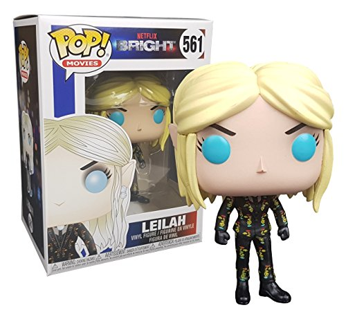 Funko - Figurine Bright - Leilah Exclu Pop 10cm - 0889698279376 von Funko