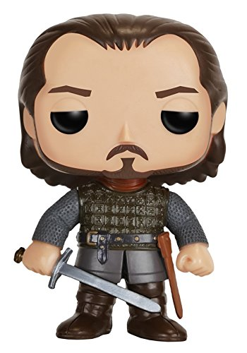 Funko 7400 Bronn Game of Thrones S6 Pop Vinyl, Multi von Funko