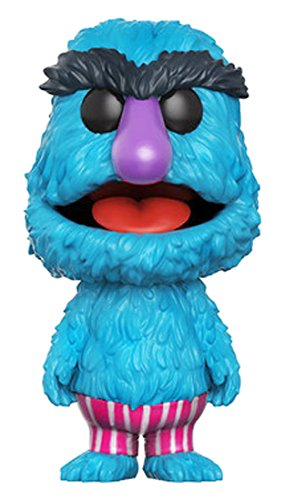 Figur POP. Sesame Street Herry Monster Exclusive von FunKo
