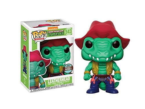 Figur POP. Teenage Mutant Ninja Turtles LEATHERHEAD Specialty Series Exclusive von FunKo