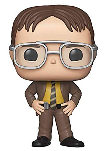 Pop! TV: The Office- Dwight Schrute Standard von Funko
