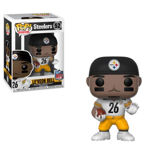 FunKo NFL POP! Football Vinyl Figure Le'Veon Bell (Steelers) 9 cm Mini Figures von Funko