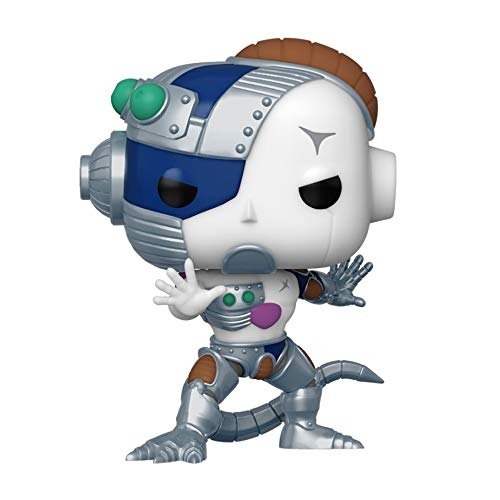 Funko 44262 POP Animation: Dragon Ball Z - Mecha Frieza Collectible Toy, Multicolour von Funko