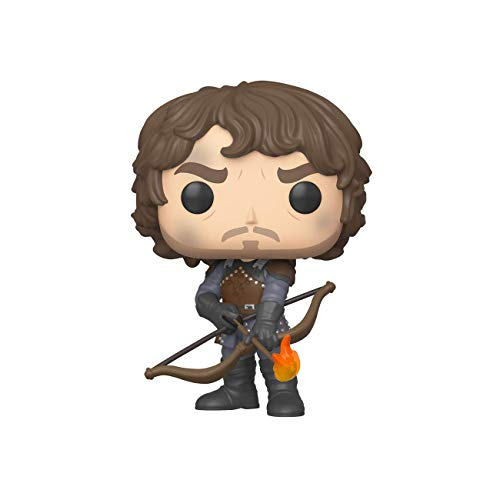 POP Game of Thrones Theon W/FL von Funko