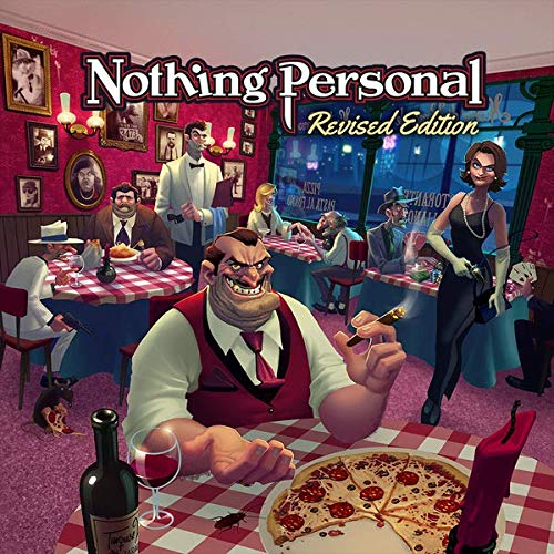 Game Salute Nothing Personal Revised Edition von Game Salute