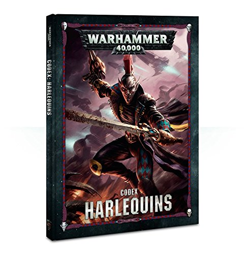 Games Workshop Harlequins Codex (Deutsch) 8th Warhammer 40.000 Harlequin von Games Workshop