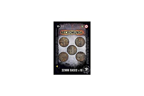 Necromunda 32mm Bases von Games Workshop