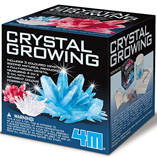 4M Crystal Growing Kit von Great Gizmos
