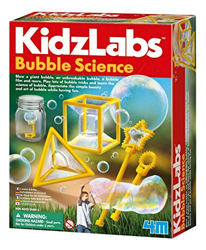 4 m Kidz Labs Bubble Science von 4M