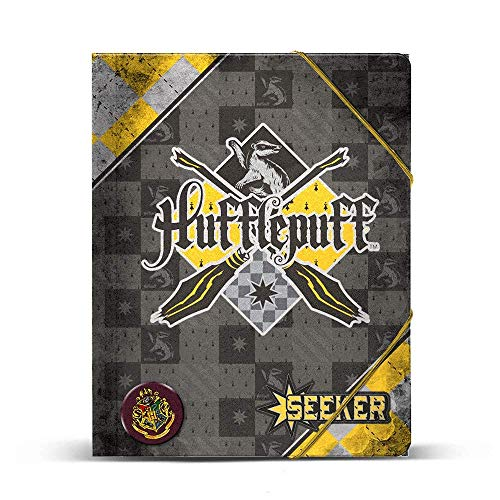 Harry Potter - Mappen, Mehrfarbig (Karactermania km-38187) von Harry Potter