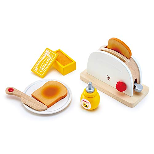 Hape International Hape E3148 - Pop-Up-Toaster-Set von Hape International